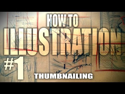 How to Illustration - Thumbnails By Brandon Green