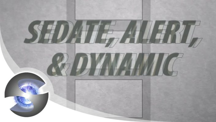 Sedate, Alert and Dynamic lines By Sycra